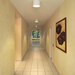 PL Surface Ceiling Flush Mount by SLV Lighting