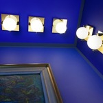 Plane Wall/Ceiling Light -