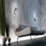 Plasma LED Wall Sconce - Grey /