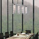 Skyline Linear Chandelier by Hammerton Studio