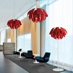 Plumage Suspension by Axo Lightecture