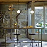 Pluto Pendant by Hubbardton Forge