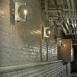 Pluto Wall Light -  /