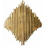 Prescott Wall Light - Antique Gold Leaf /