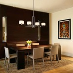 Princeton Linear Pendant by DVI Lighting