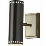 Pruitt Wall Sconce - Bronze / Brass /