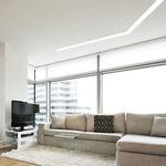 TruLine 1.6A 10W 24VDC Plaster-In LED System - White