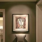 Aurora LED Square Edge 1.3 Inch Flangeless Trim/Housing by Pure Lighting