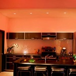 Aurora RGB/LED Square 3.3 Inch Invisible Trim/Housing  by Pure Lighting