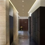 Verge Ceiling 2.5W Plaster-In System -