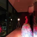 Aurora RGB/Halogen Square 3.3 Inch Invisible Trim/Housing - Aluminum/ White Dome /