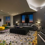 Aurora Square Recessed  | by Pure Lighting<br />Interior Design | Michael Richman