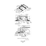 Aurora Halogen Square Edge 2 Inch Flangeless Trim/Housing -  /