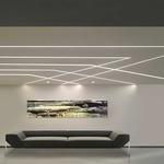 TruLine .5A Plaster-In LED System 2.5W 24VDC by Pure Lighting