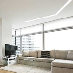 TruLine 1.6A Plaster-In LED System 5W 24VDC by Pure Lighting