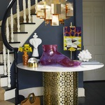 Puzzle Chandelier by Jonathan Adler