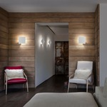 Puzzle Square Wall / Ceiling Flush Light by Studio Italia Design