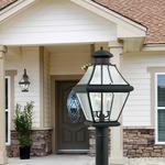 Rutledge Outdoor Post Light -