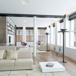 Radius WiFi Floor Lamp by Ilomio