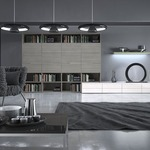 Radius Gateway Table Lamp by Ilomio