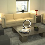 Radius Gateway Wifi Table Lamp by Ilomio