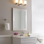 Randolf Bathroom Vanity Light by Feiss