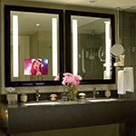 Reflection TV by Electric Mirror