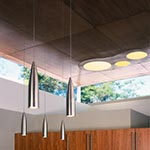 Rocket Pendant by LBL Lighting