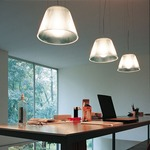 Romeo Moon S1 Pendant by Flos Lighting