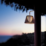 Romeo Outdoor Wall Sconce by Flos Lighting