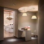 Romeo Soft S1 Pendant by Flos Lighting
