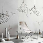 Maquette Double Chandelier by Roost