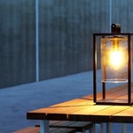 Dome Portable Table Lamp -