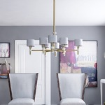 Salamanca Suspension by Lightology Collection