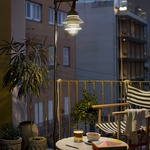Santorini Outdoor/IndoorFloor Lamp by Marset