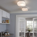 Saul Ceiling Light Fixture by Feiss