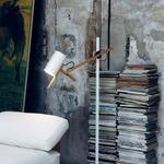 Scantling Floor Lamp by Marset