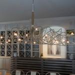 Semler Chandelier by Lightsculptures