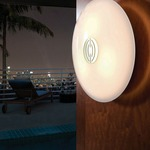 Series 3500 Wall/Ceiling Light by Holtkoetter