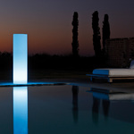 Tower Bluetooth Indoor / Outdoor LED Lamp -