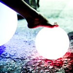 Pearl Bluetooth LED Outdoor/Indoor Lamp -  /
