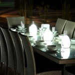 Point Outdoor Indoor LED Lamp -  /