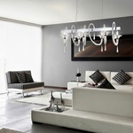 Shiraz Linear Chandelier by Eurofase