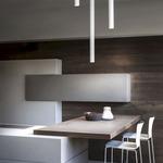 A-Tube Ceiling Flush Light -