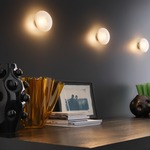 Sillaba Line Voltage Wall or Ceiling Lamp by FontanaArte