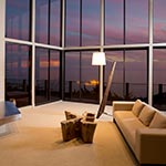 Silva Giant LED Floor Lamp by Cerno
