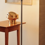 Simple Lines Floor Lamp by Hubbardton Forge