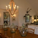 Simplicity Chandelier by Currey and Company