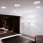 Skygarden C Recessed Light by Flos Lighting