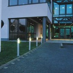 Ova Exterior Bollard by SLV Lighting